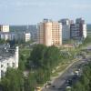 Северодвинск с крыши Пр. Морской 68 1