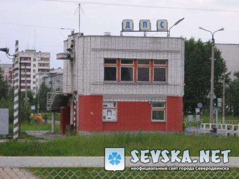 Северодвинск. ДПС на переезде