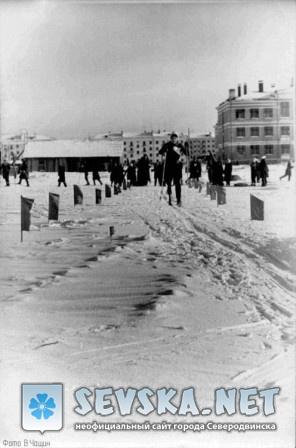 Северодвинск  Фото из истории. 6