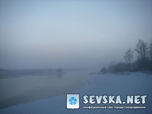 Природа / Город Северодвинск 3