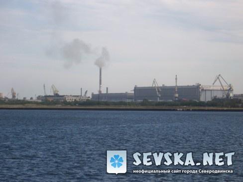 Остров Ягры (Северодвинск) 2