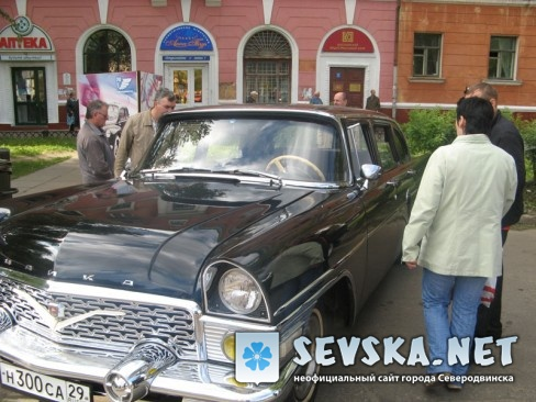 Северодвинску 70 лет 27 июля 2008 года 3