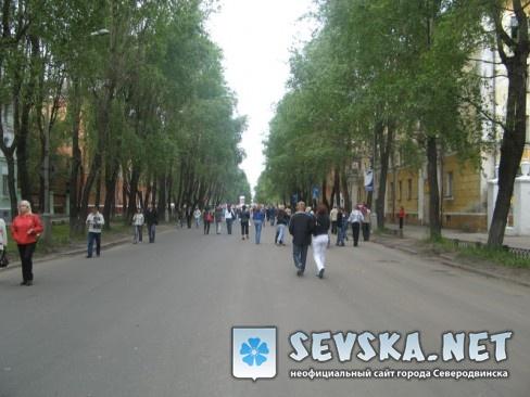 Северодвинску 70 лет 27 июля 2008 года 15