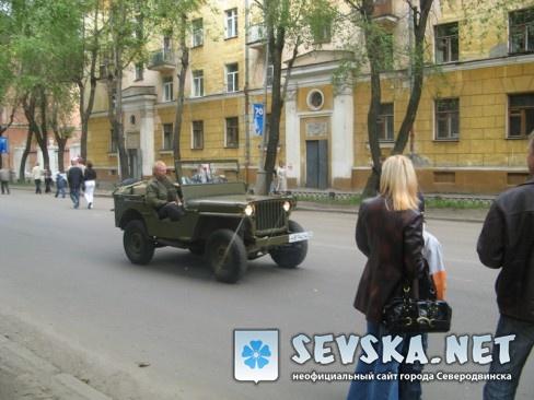 Северодвинску 70 лет 27 июля 2008 года 16