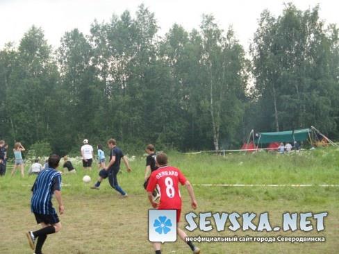 Турслёт Лая 2007, Севмаш 0
